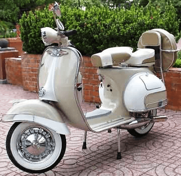 History of Scooter in Hindi
