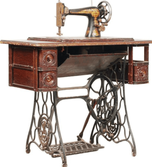 History of Sewing machine in
