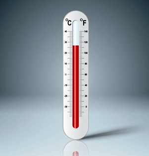 History of Thermometer in Hindi