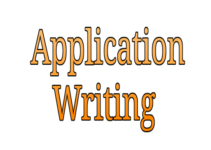 Application-Writing